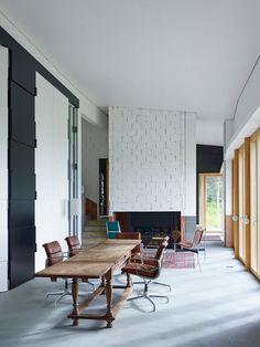 Atelierhaus Rumisberg Peter Märkli