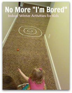 Activities for Kids Series: Indoor Activities