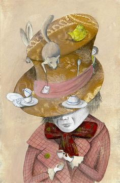 Rossana Bossu | Alice in Wonderland