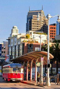 The Embarcadero,San Francisco