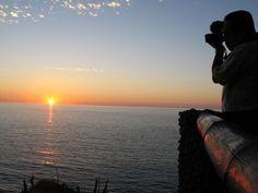 Puesta de sol en la costa sur de Puerto Vallarta / Puerto Vallarta South Coast sunset picture