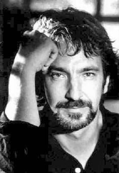 For God Sakes! Not Alan Rickman too. So much love for Alan Rickman. Yes, he is famous for playing Professor Snape in. I Look To You, How To Look Better, Gorgeous Men, Beautiful People, Beautiful Film, Living Puppets, Daniel Day, Day Lewis, Kino Film