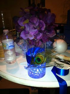 This is very beautiful,an with the dollar tree I beat it would be cheap.. plus good well stores get vases all the time..