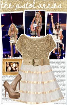 """""""Pistol Annies: Style inspiration"""" by shellebelle ❤ liked on Polyvore"""