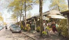 inspiramundo.com.br FAÇA SEU ROTEIRO: Paris Rio Sena, Street View, City Gardens, Outdoor Cinema, Small Towns, Parisians, Picnics, Conveyor System, Monuments