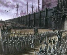 The armies of Naggaroth