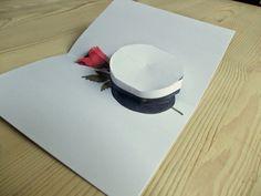 pop up ylioppilaskortti 3D studentkort