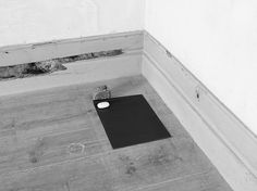"""Installation view at """"Tomorrow equals today"""" at Hotel555, Porto 2012"""