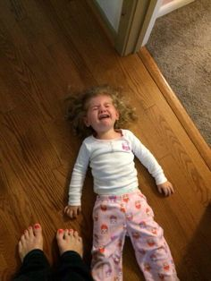 """I won't let her wear dirty underwear as a hat."" Submitted By: Tiffany Location: Maryland, United States"