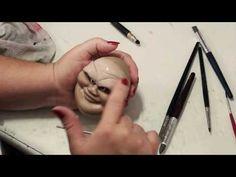 Marcar olhos igual do personagem - formato dos olhos igual o do personagem - YouTube