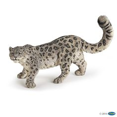 Figurine Snow leopard - Figurines WILD ANIMAL KINGDOM