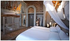 The accommodation at N/a'an ku se lodge Namibia.. So stunning!