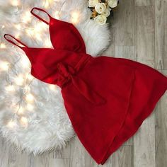 Casual Smart wear for trendy girls Hoco Dresses, Dance Dresses, Homecoming Dresses, Pretty Dresses, Casual Dresses, Formal Dresses, Sexy Dresses, Evening Dresses, Red Dress Outfit