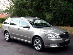 Min nuvarande bil Skoda Octavia 2010 1,8 TSI