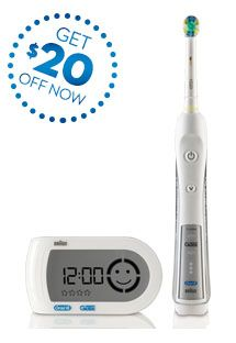Oral-B ProfessionalCare SmartSeries 5000 with SmartGuide and Floss Head AUD 167