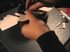 TUTORIAL: How To Apply Vinyl Decals to Round & Curved Surfaces - YouTube