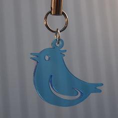 cute bird key-chain.