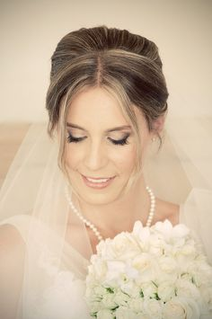 Stunning classic beauty with vintage filter applied in post production ...photographed at pre wedding stage by Phillipa Karn Photography