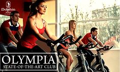 State of the art club Olympia, is for all our esteemed guests to maintain regular routine of fitness regime!