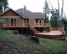 the complete guide about multi level decks with 27 design ideas ... - Deck Patio Ideas