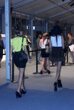 Mercedes-Benz Fashion Week Spring 2013 - Street Vision