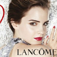 Could Lancome have found anyome better for their ad campaign than Emma Watson? Not in modern times.