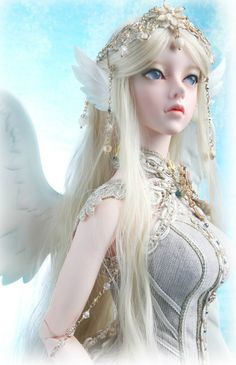 Ball and Joint Fantasy Angel Doll