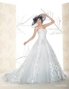 Perle Collection : Delsa 2015 Wedding Dresses