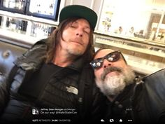 JDM and Norman heading to Walker Stalker Con March 6, 2017