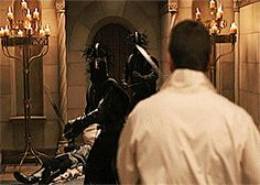 Once upon a Time GIF.                                             Okay, that part, with the baby, was was sold me on Charming. That was COOL.