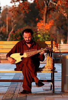 Musical instrument | Rabab Nawaz at View point, Islamabad Pak.