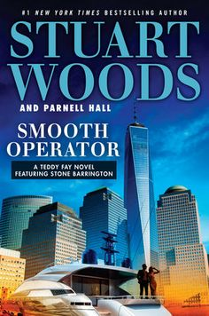 Smooth Operator by Stuart Woods and Parnell Hall | PenguinRandomHouse.com  Amazing book I had to share from Penguin Random House