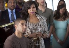 """Though it's only the premiere episode, we know Tarji P. Henson is the one to watch on """"Empire."""" 9 ways Taraji slayed as Cookie Lyon on the new Fox show. Serie Empire, Empire Cast, Empire Fox, Lucious Lyon, Hip Hop Hits, Epic Facts, Best New Shows, Empire Season, Taraji P Henson"""