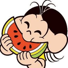 Magali Watermelon Cartoon, Watermelon Art, One In A Melon, Call Of Duty Black, Classic Cartoons, Shrek, Holidays And Events, Mickey Mouse, Clip Art