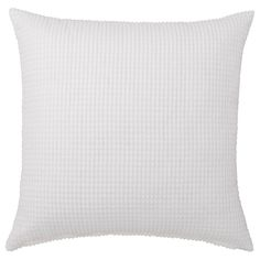 IKEA - GULLKLOCKA, Cushion cover, white, Chenille fabric feels ultra soft against your skin. The zipper makes the cover easy to remove. Cushion Pads, Cushion Covers, Throw Pillow Covers, Throw Pillows, Owl Pillows, Burlap Pillows, Decorative Pillows, Grey Roller Blinds, Ikea Shopping