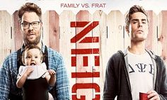 Neighbors (2014) Watch Online After they are forced to live next to a fraternity house, a couple with a newborn baby do whatever they can to take them down