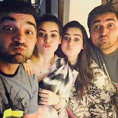Their pouts...😘😘😘❤❤❤ Soo cute @aimankhan.official @minalkhan.official @haddyfirdousi @z.sahab  #lovethem#cuties#friends#forever#bff#pouts#pics#instagood#instalove#instafriends#instabeauties#instadaily#minalkhan#aimankhan#haadyfirdousi#razazaidi