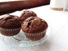 Amerikkalaiset suklaamuffinssit - Kotikokki.net - reseptit