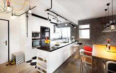 Save A Fortune With These Interior Design Tips Interior Design Singapore, Interior Design Tips, Interior Design Kitchen, Apartment Therapy, Layout Design, Design Art, Design Ideas, Industrial Kitchen Design, Industrial House