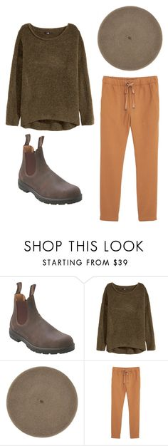 """Outfit Idea by Polyvore Remix"" by polyvore-remix ❤ liked on Polyvore featuring Blundstone, H&M and MANGO"