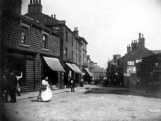 Old Town centre, Barnsley.