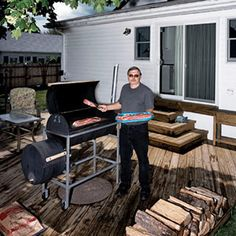 How to Build a BBQ Smoker