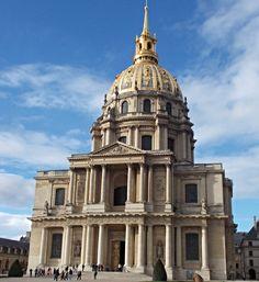 Les Invalides -Palacio Nacional de los Inválidos