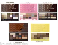 MAKEUP REVOLUTION I Heart Makeup Chocolate Bar Eye Shadow Palettes