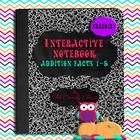 FREE! This interactive math notebook freebie covers addition facts 1-5 in a fun fall theme!  Includes: -Photograph Instructions -Addition facts 1-5 in a...