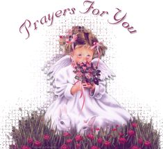 Beautiful Glitter Graphic Woman | Animated GIFs » Religious » Prayers for you