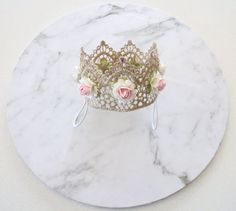 Gold Crown / Bunny Crown for rabbits and small pets by SketsyBoutique on Etsy https://www.etsy.com/listing/485628051/gold-crown-bunny-crown-for-rabbits-and
