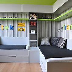 Inspirace dětský pokoj - Dětský pokoj | Biano Dorm Decorations, Dorm Room, Bunk Beds, Entryway, Diy, Bedroom, Instagram Posts, Inspiration, Furniture