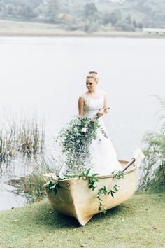 Romantic Swan Lake Wedding Ideas http://www.nyxphotography.co.za/