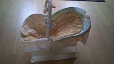 Kołyska, bujaczek, leżaczek Fisher Price Soothing Motion Glider Żory - image 1